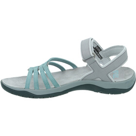 Teva Elzada WEB Sandaalit Naiset, gray mist